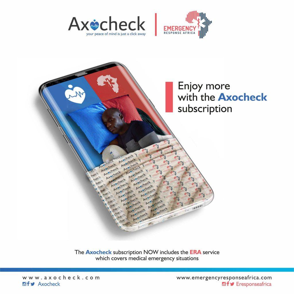 Axocheck and ERA announcement
